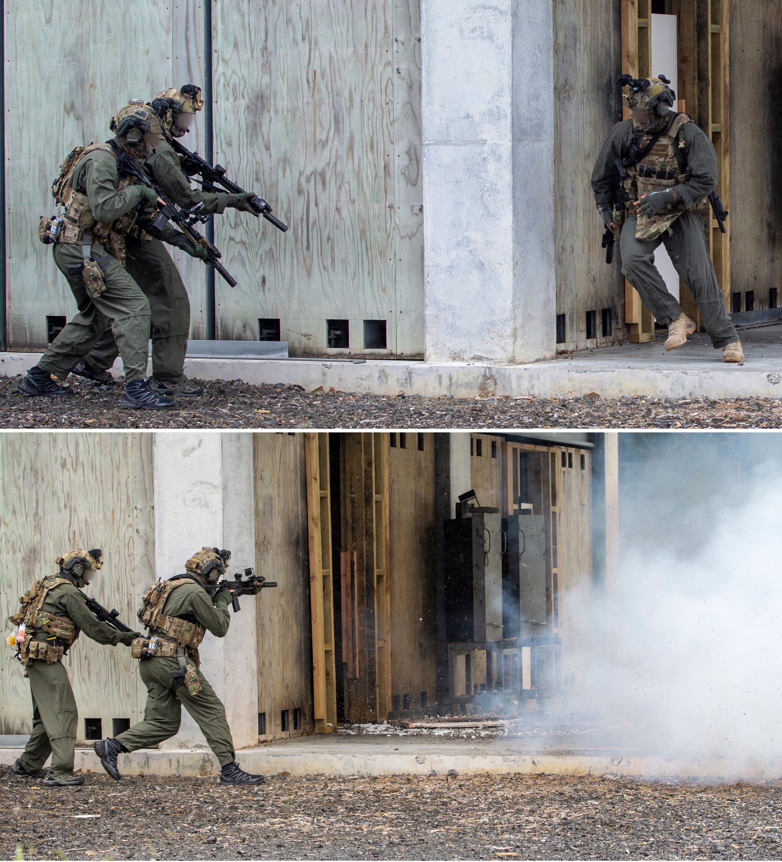Inside the NZSAS: creating the elite soldier