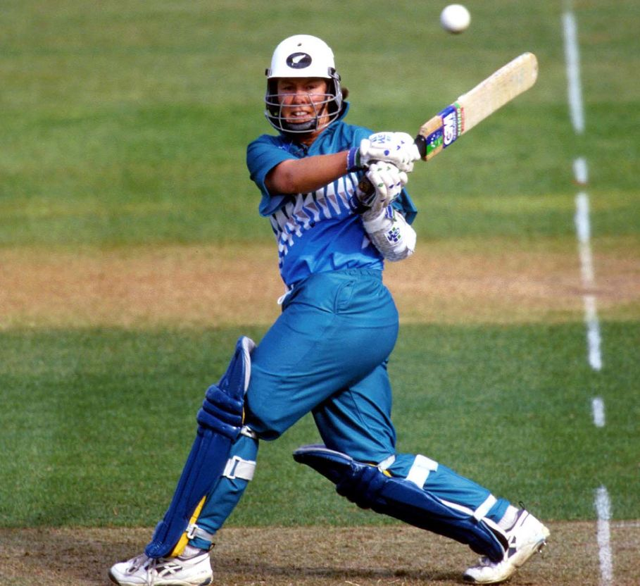 5414c930d5 Hockley was the first – and so far only – New Zealand woman inducted into  the International Cricket Council hall of fame