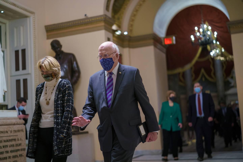 "Republican Senator Lisa Murkowski, left: ""I want [Trump] out. He has caused enough damage."" Photo / AP"