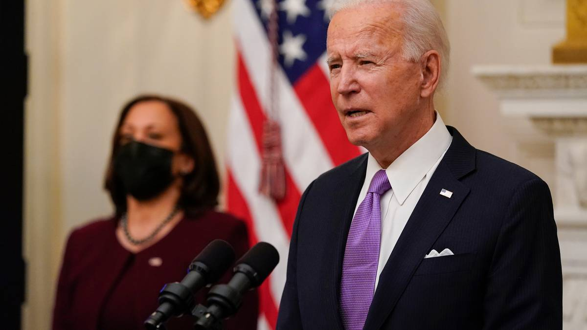 President Joe Biden's Covid-19 admission at odds with pre-election pledge