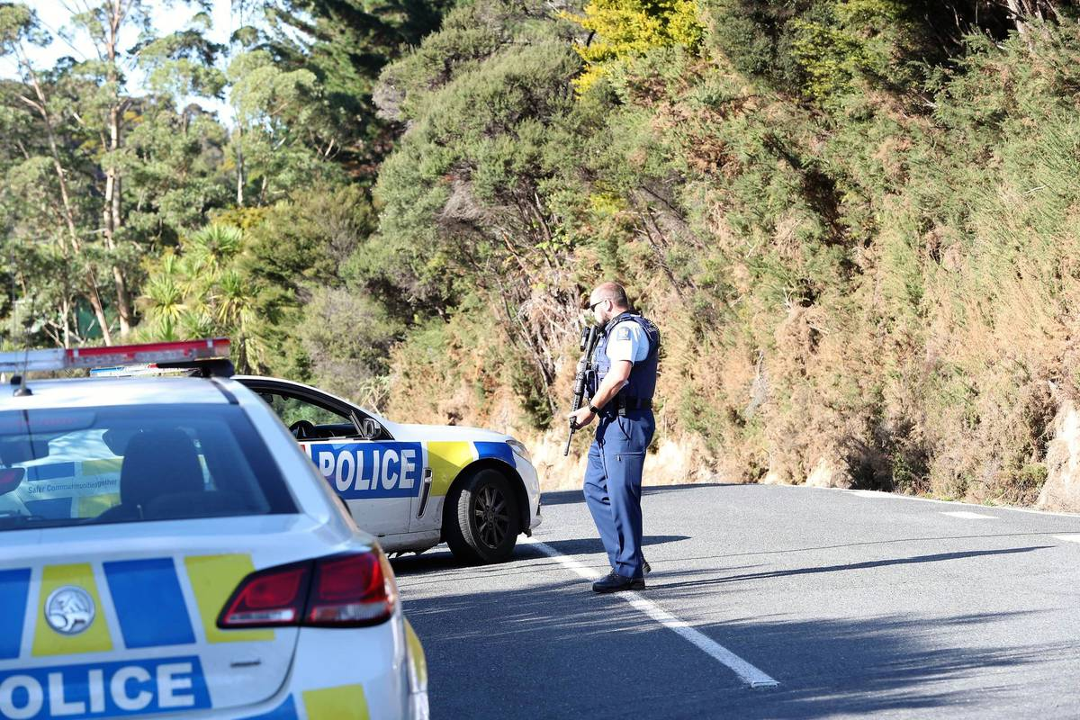 Northland news in brief: Armed police at Oakura; and storage shed destroyed - New Zealand Herald