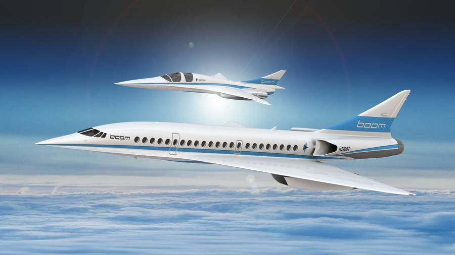 Japan Airlines invests $10m in supersonic jet company Boom