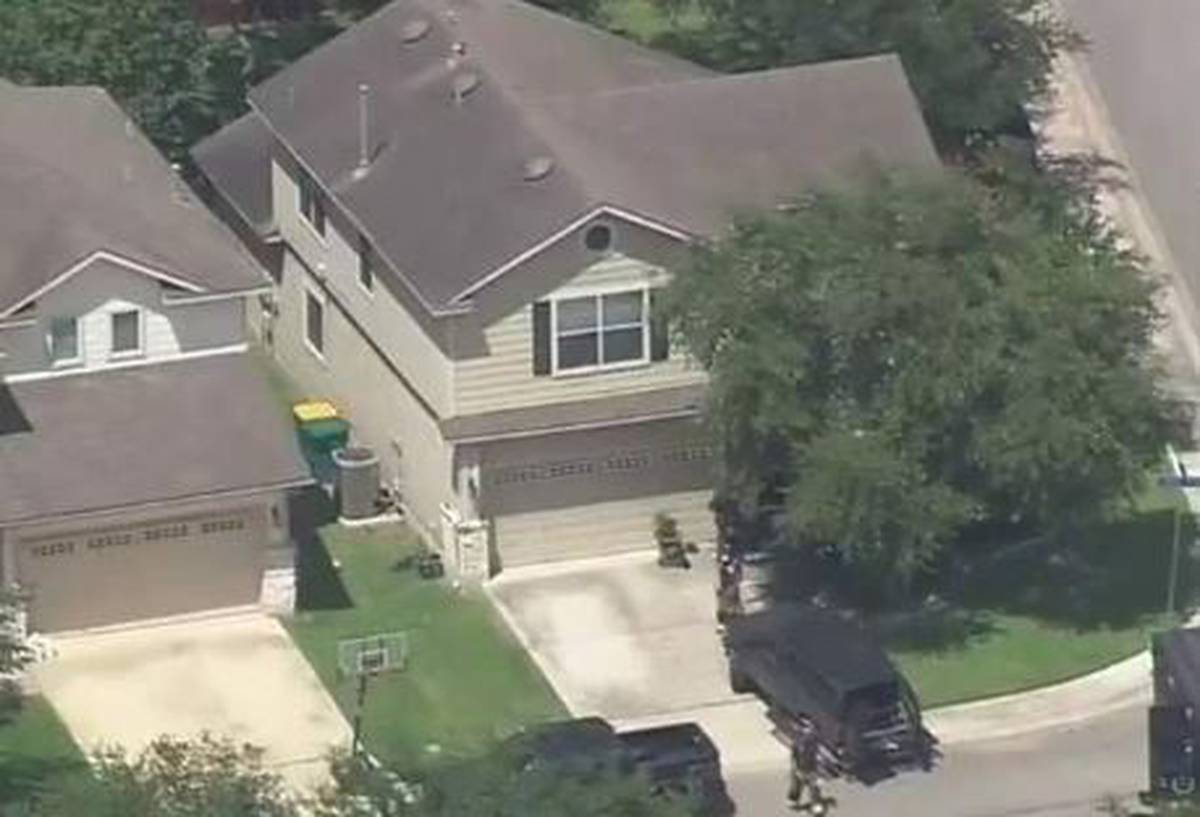 Texas family of six found dead in their SUV in garage