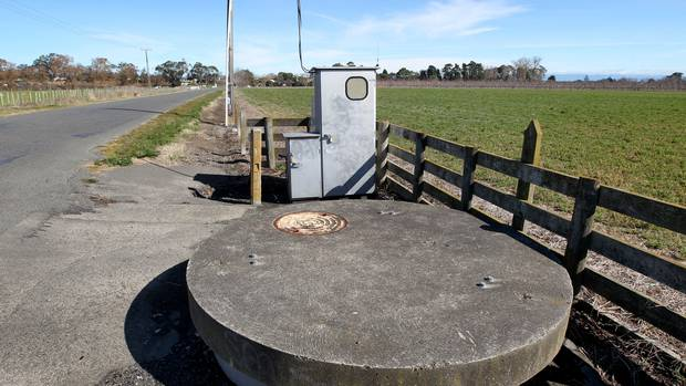 Traces of organic contaminants - among them chemicals used to make plastics and sunscreens - have been found in two-thirds of New Zealand's wells. Photo / NZME