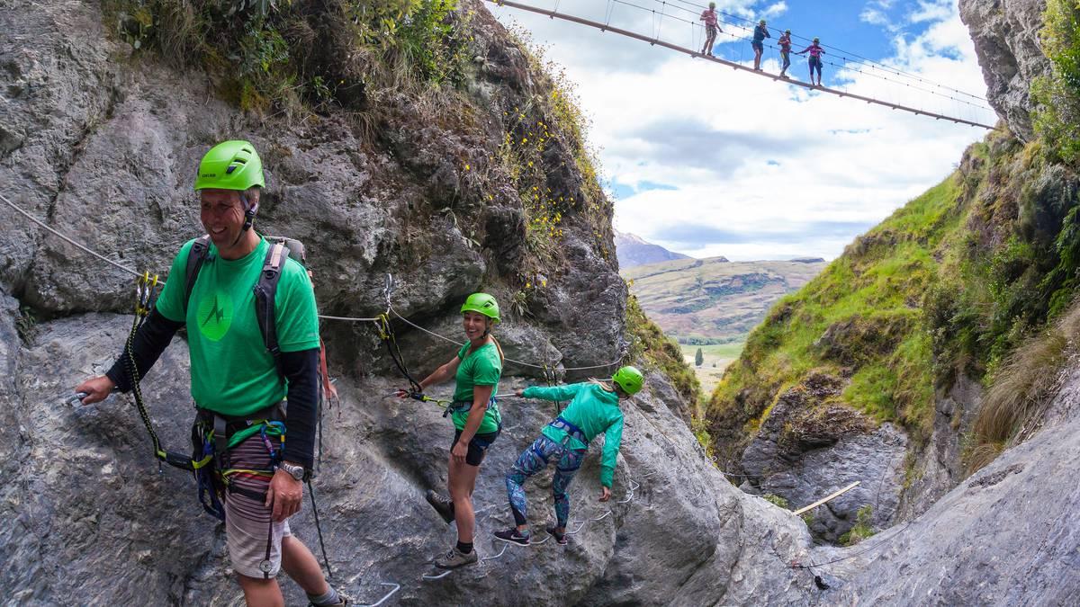 Climb for Koha: Wanaka Wildwire tells Kiwis pay what they want – NZ Herald