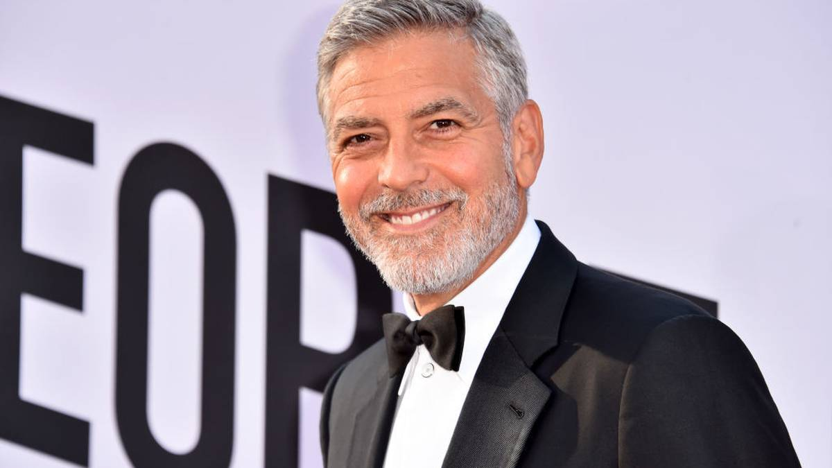 George Clooney's secret to cutting his hair, as seen on TV – NZ Herald