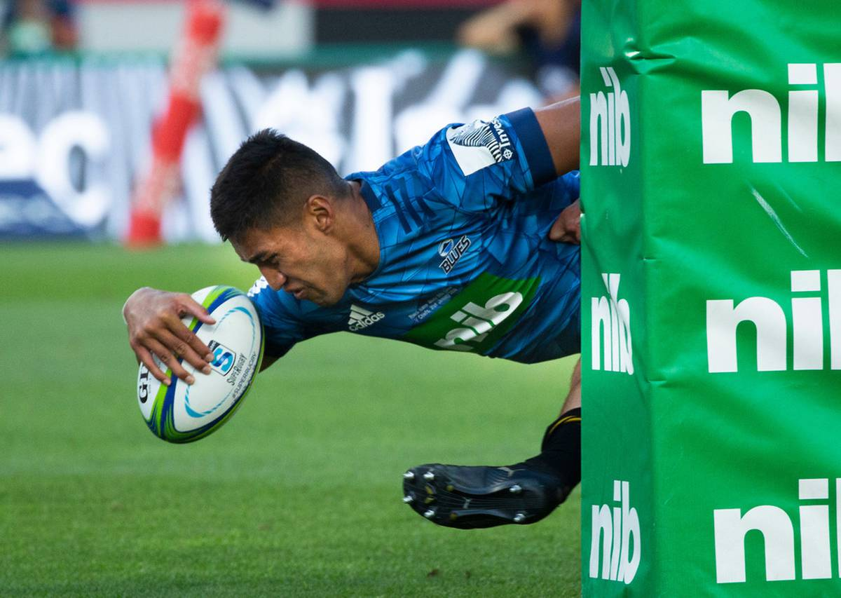 Super Rugby: Rieko Ioane back for Blues but news not so good for brother Akira