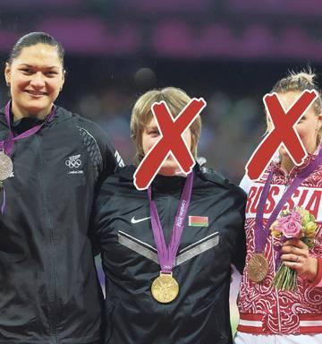 Olympics: Drug cheats shadow Valerie Adams - NZ Herald