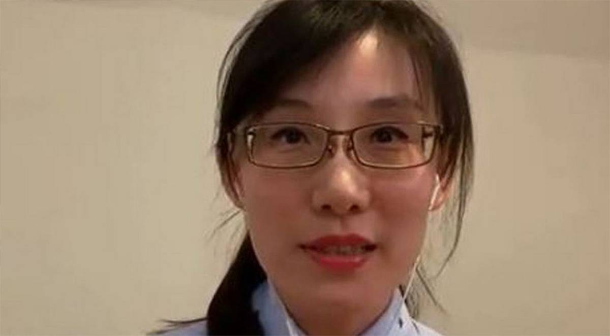 Watch: Chinese scientist claims Covid-19 started in 'military lab' after fleeing to US