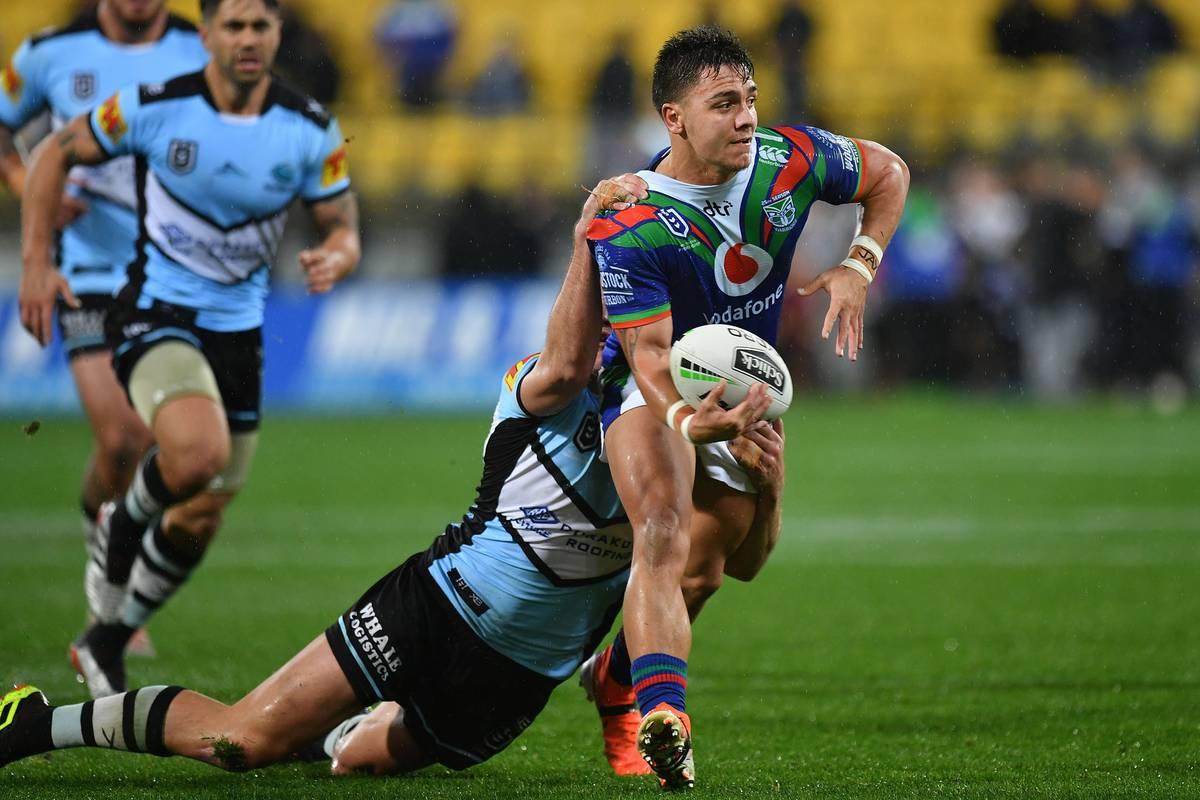 Rugby league: New Zealand Warriors sink Cronulla Sharks on Shaun Johnson's return