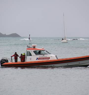 Don't let floating objects alarm you: Marine search and