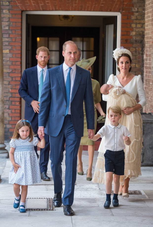 Kate herself is the eldest of three children, with a sister Pippa, 35, and a brother James, 32. Photo / Getty Images