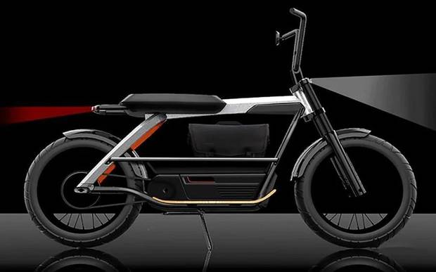 Not your father's Harley-Davidson. Image / Supplied.