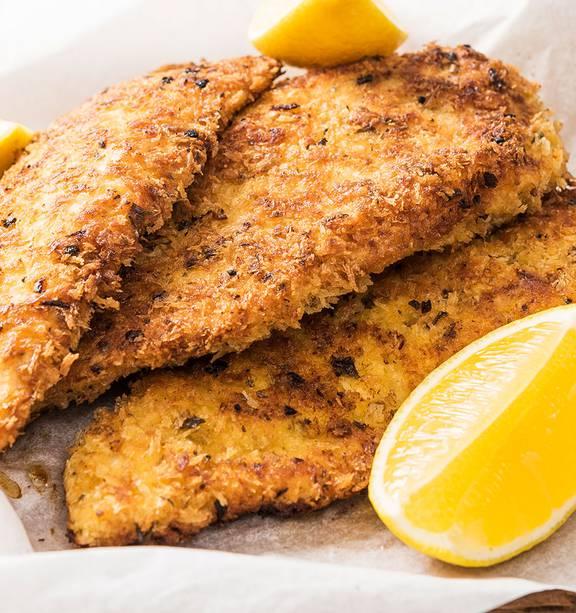Parmesan Chicken Schnitzel Nz Herald