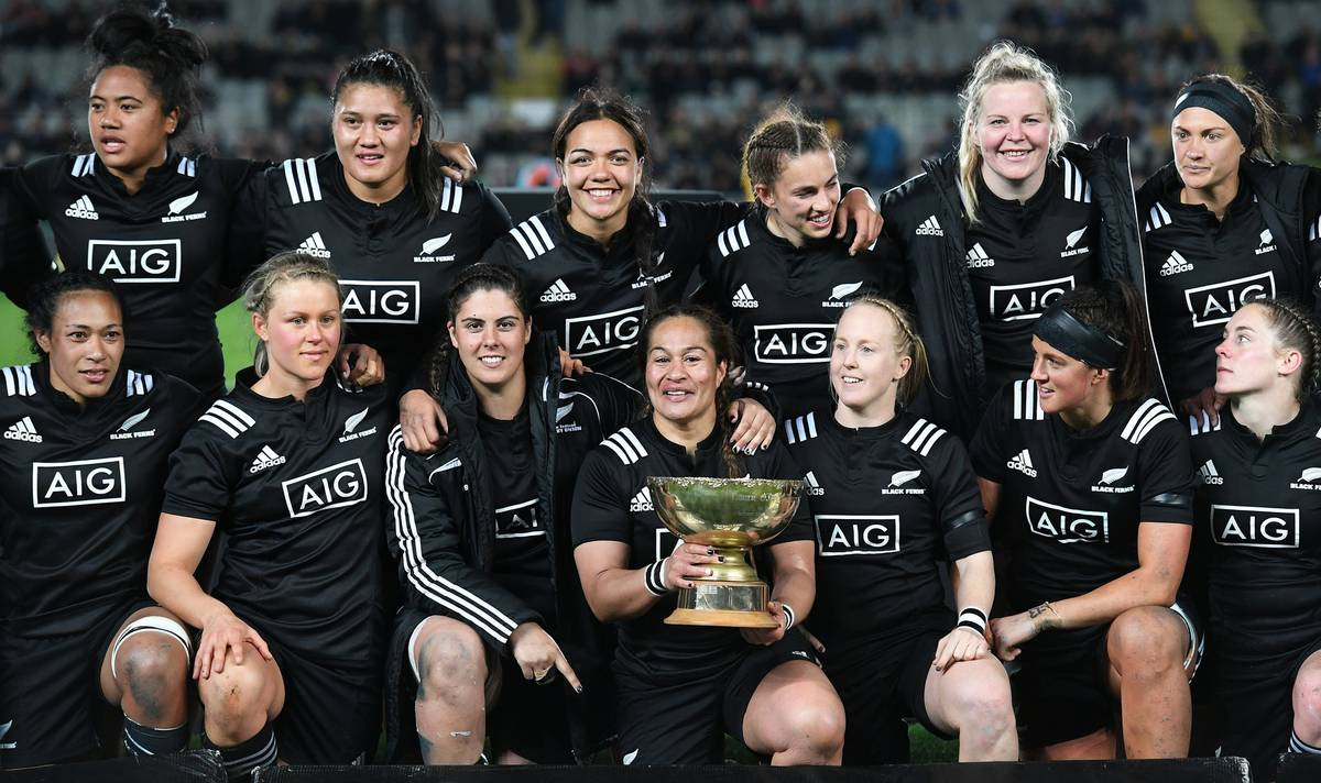 Rugby Females A Fifth Of All Players Nz Herald