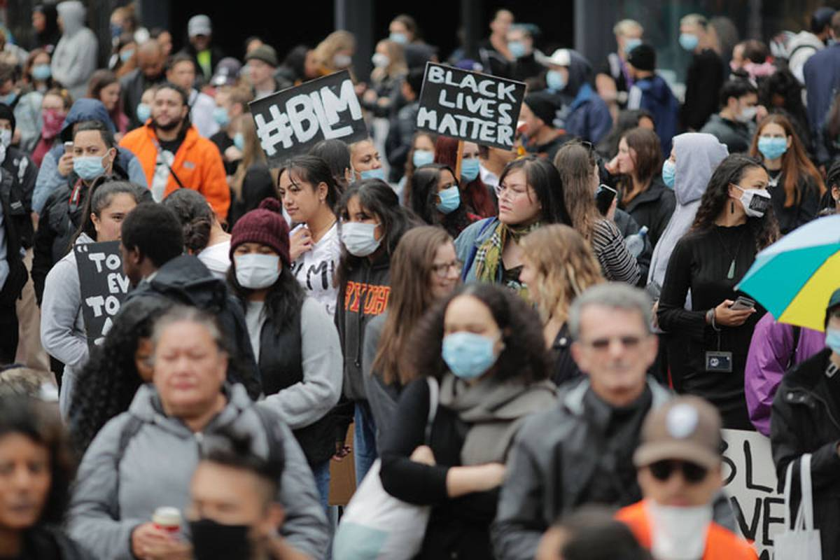 Act's David Seymour: Protest makes a mockery of level 2 rules
