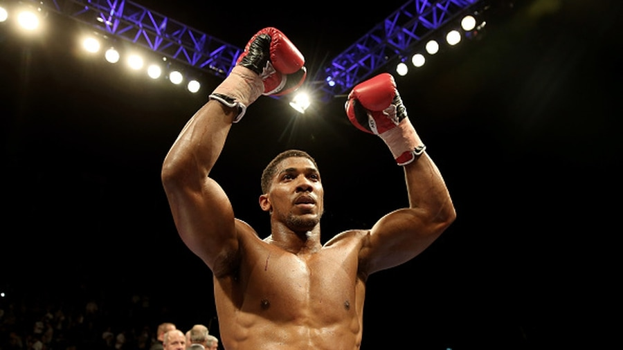 Joshua keen on Parker bout