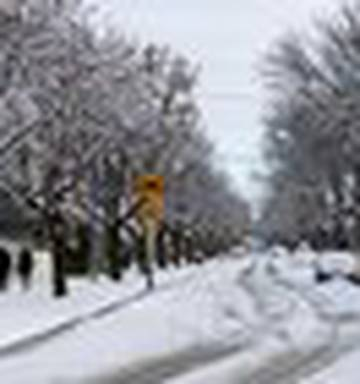 We Still Have Lot Of Snow On Ground But >> Country Defrosts From Winter Blast Nz Herald