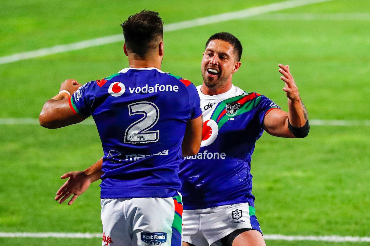 Rugby league: New Zealand Warriors claim superb NRL win over North Queensland Cowboys