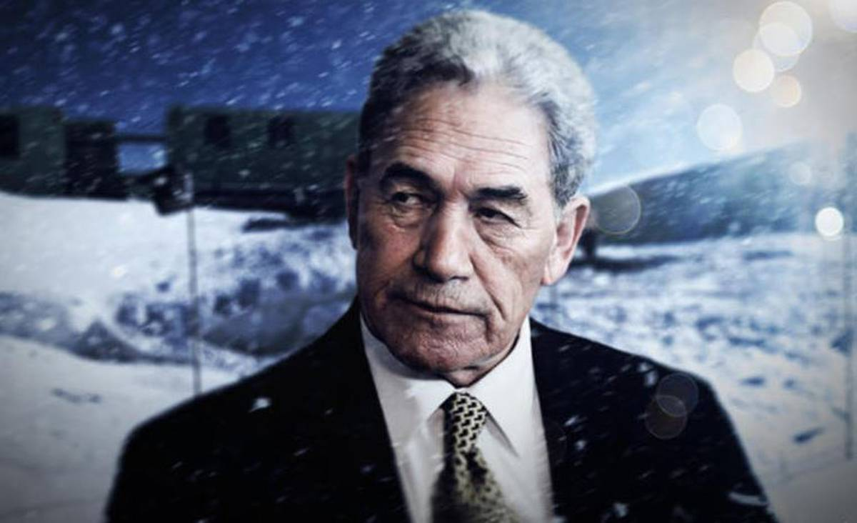 'Racist attack on innocent people': Winston Peters defends sending friends on taxpayer-funded Antarctica trip