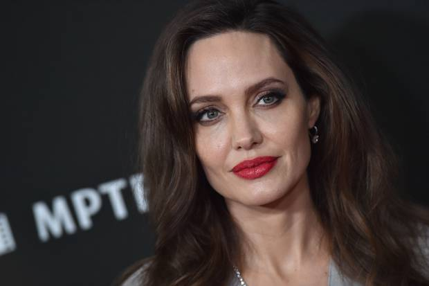 Sahar's muse is actress Angelina Jolie. Photo / Getty Images