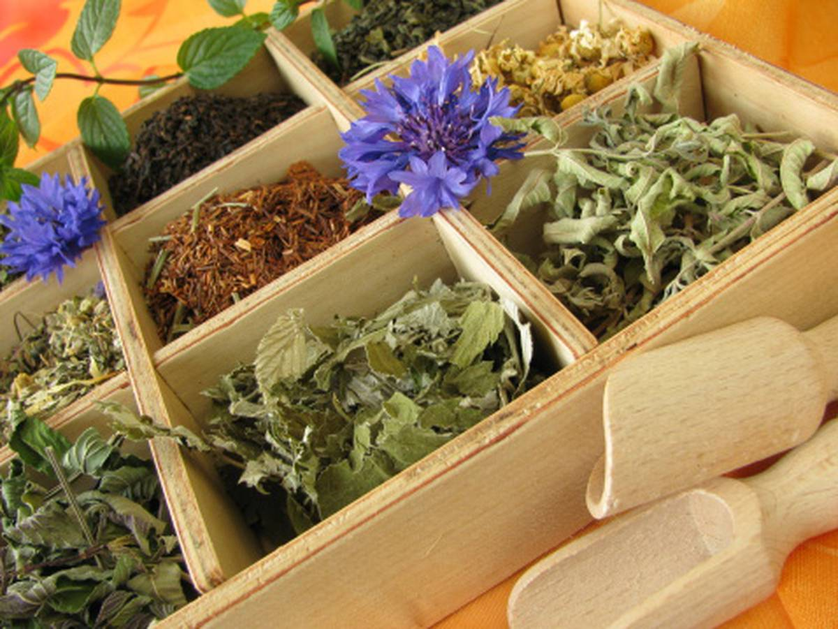 Nicky Park: Happiness from herbal tea time - NZ Herald