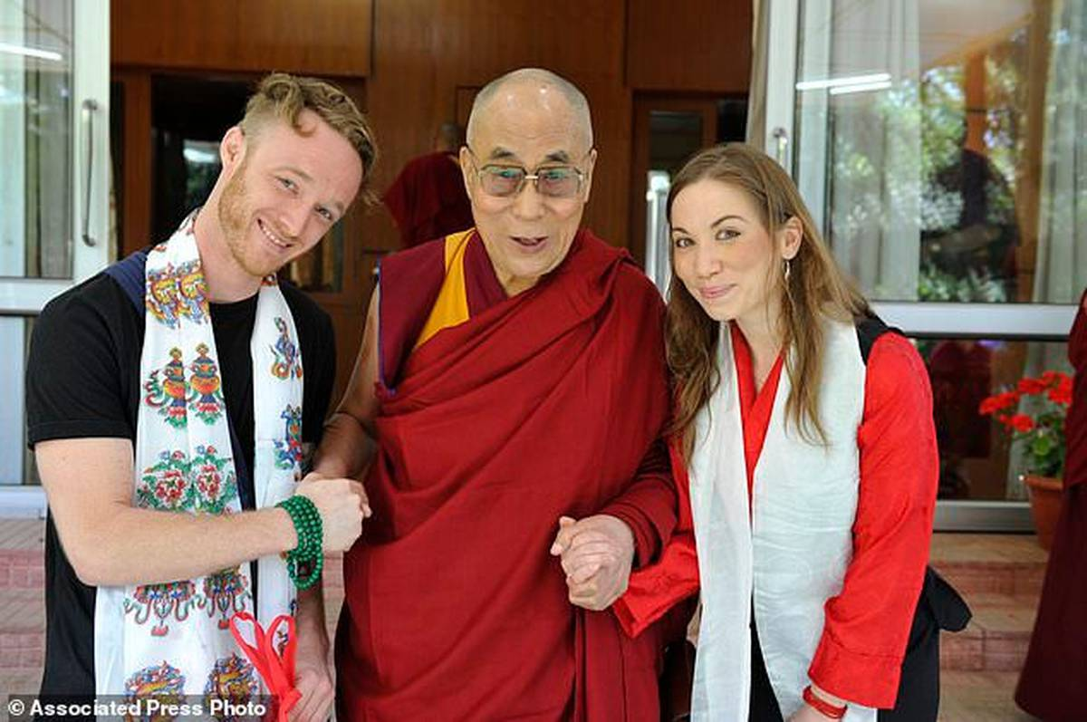 How a Kiwi inspired the Dalai Lama to release first album