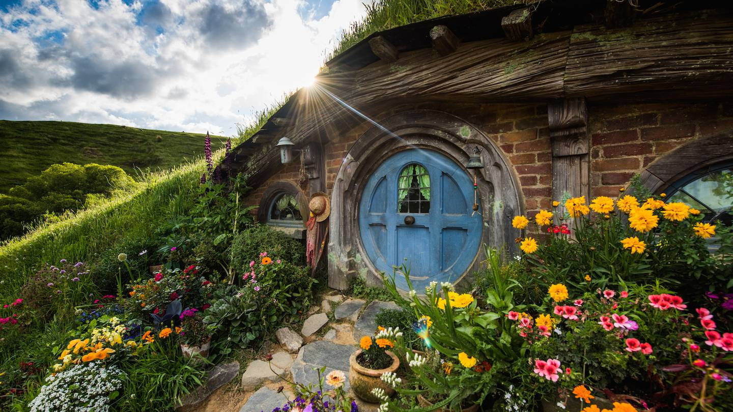 Amazon is currently filming a Lord of the Rings TV series in New Zealand. Photo / Supplied