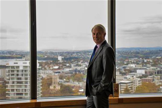 Auckland Mayor Phil Goff is planning to raise household rates 4.5 per cent this year. Photo / NZ Herald