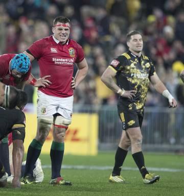 Richard Loe: Negative play taints Lions draw - NZ Herald