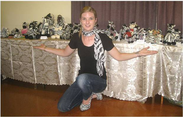 In 2014 Wendy Jarnet of Thames held the Guinness World Record for the largest collection of Zebra-related items, mostly stuffed animals, with 508 items.