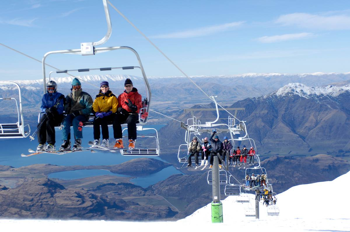 Go NZ: Queenstown's best skiing, snowboarding, eating and drinking