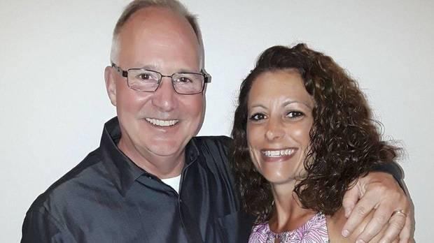 Rick Reed and Ivy Kohn Reed. Photo / Facebook