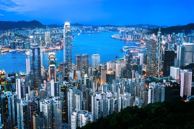 Property in Hong Kong is in high demand, exchanging hands for staggering prices. Photo / 123RF