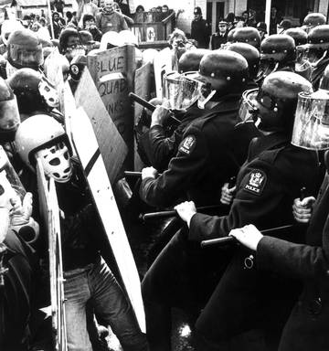 Violent Riots During The 1981 Springbok Tour Will Be Brought Back To Life In West Side
