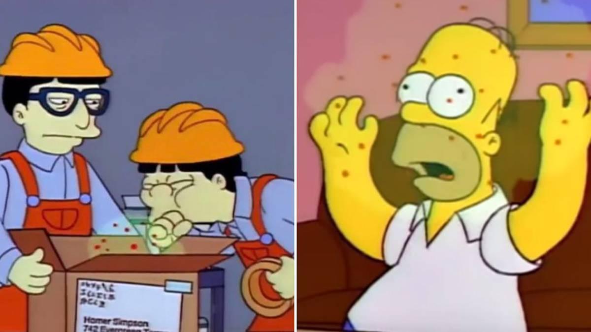 Did The Simpsons Predict Coronavirus And Kobe Bryant S Death Nz