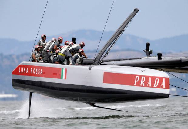 America's Cup: Jimmy Spithill leaves Oracle to join Italian syndicate Luna Rossa