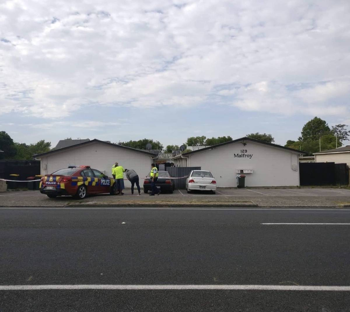 Man dies following alleged Malfroy Rd assault in Rotorua