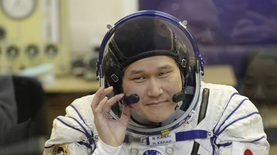 Norishige Kanai: Astronaut Grows 3.5 Inches in 3 Weeks in Space
