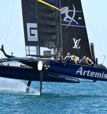 Betere Sailing: Artemis reviewing return to America's Cup - NZ Herald UL-81