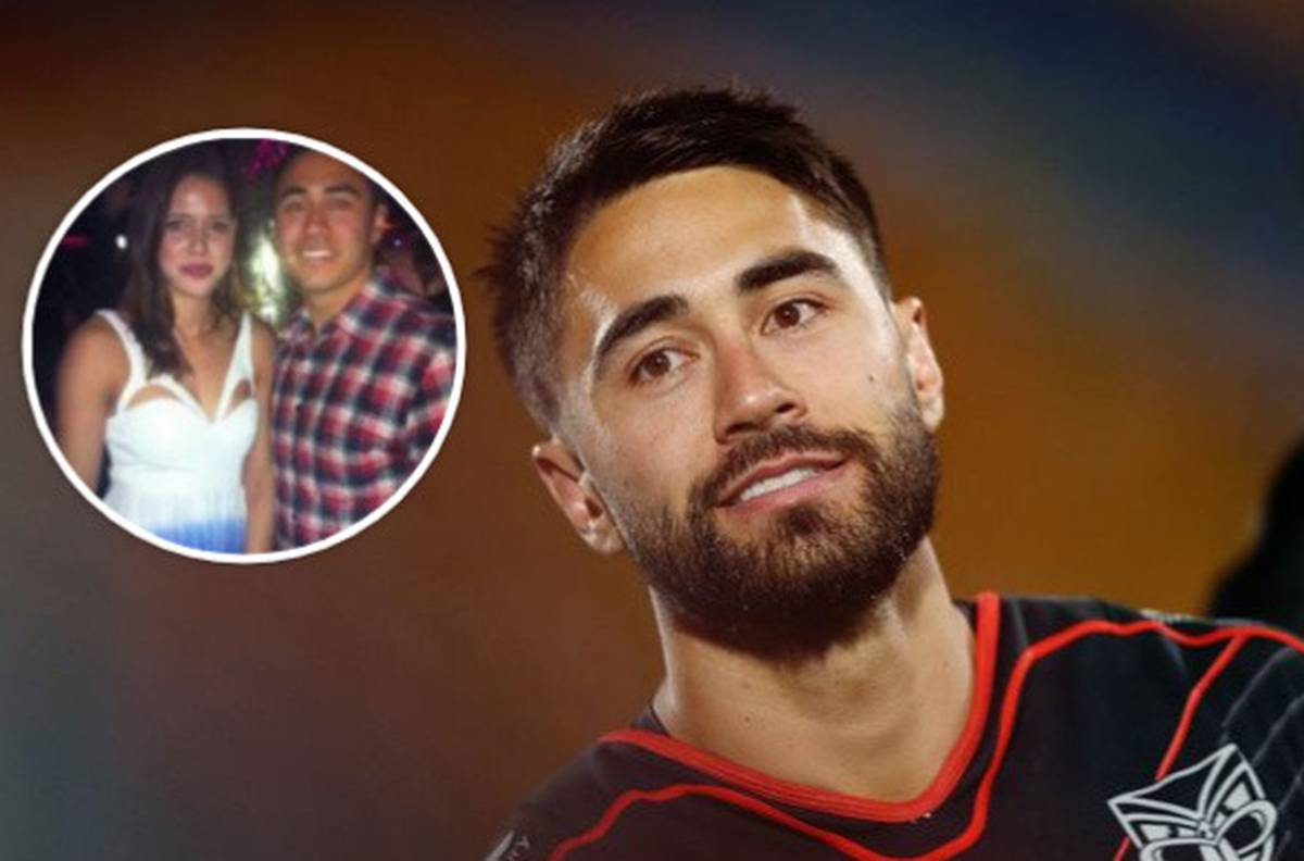 Rugby league: Shaun Johnson and Kayla Cullen tell of how they met and open up on life in Australia