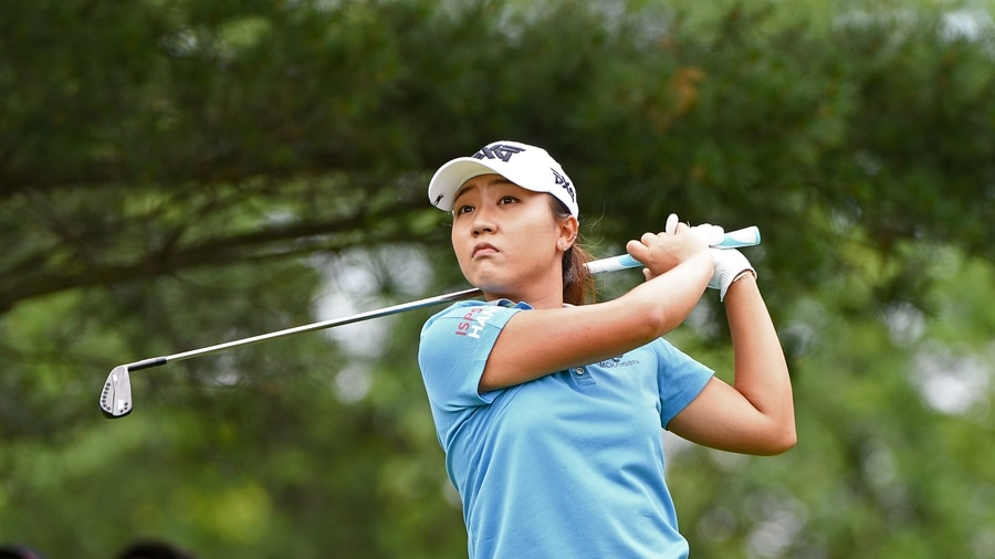 Lydia Ko makes solid start to major