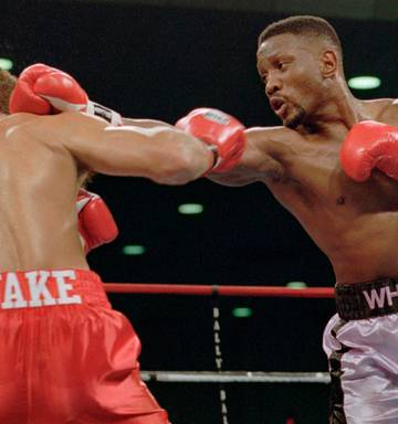 Boxing legend Pernell Whitaker dies after being hit by car - NZ Herald