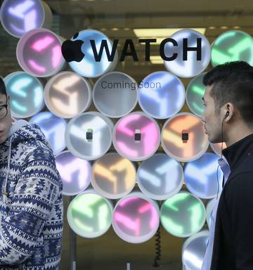 The revival of Queen St: Apple, Tiffany and Zara eye