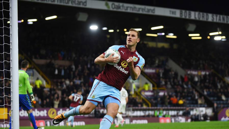 Stuart Dallas: Chris Wood was wrong to leave Leeds for Burnley