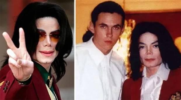 Matt Fiddes, Michael Jackson's bodyguard. Photo / Instagram