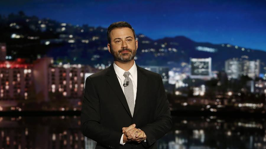 Jimmy Kimmel Breaks Down Whilst Delivering An Emotional Monologue About Las Vegas