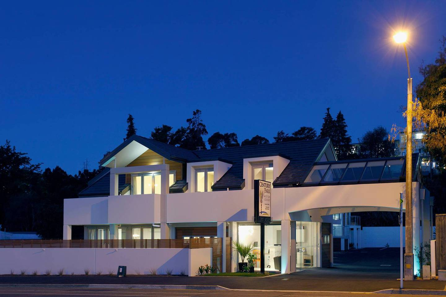 Century Park Motor Lodge Nelson is reportedly facing about $50,000 of overheads will little income to pay the bills. Photo / Supplied