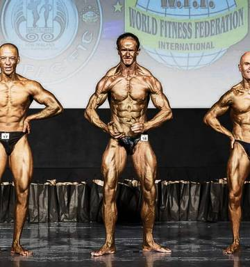 bodybuilding and attraction