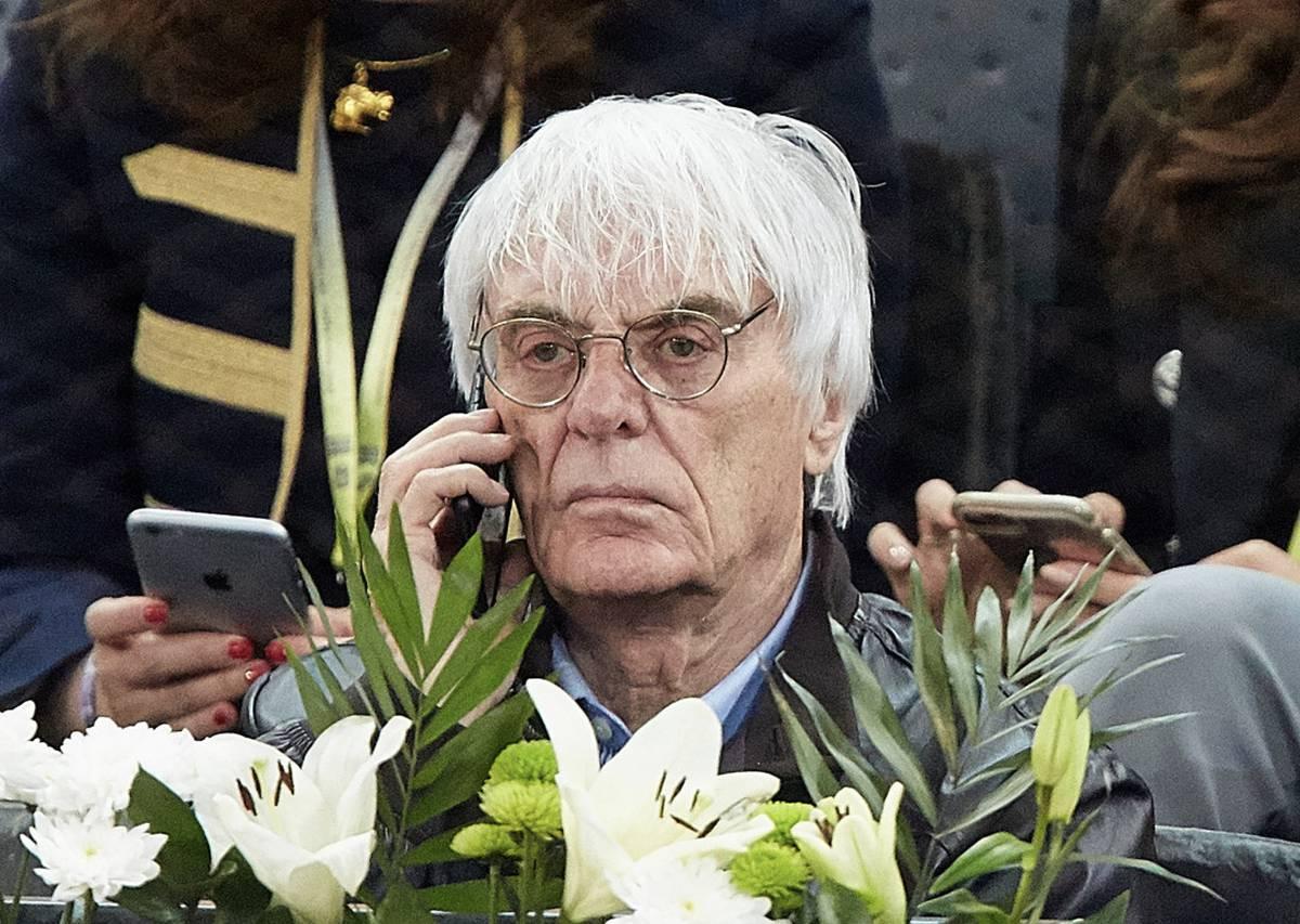 Motorsport: Formula One disowns former boss Bernie Ecclestone over racism remarks